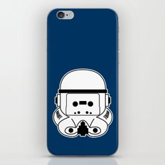 Cassette Trooper iPhone & iPod Skin