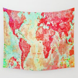 Oh, The Places We'll Go... Wall Tapestry
