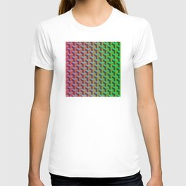Cityscape: Orderly Chaos T-shirt