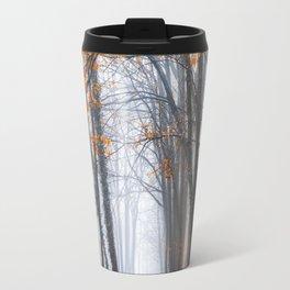 Misty road Travel Mug