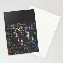 The Strip Stationery Cards
