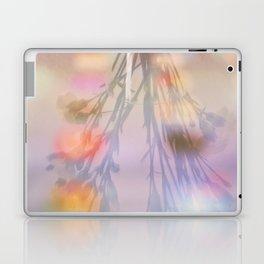 Rainbow Carnations Laptop & iPad Skin