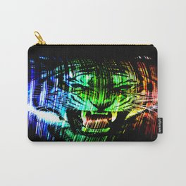 Angry tiger 02 Carry-All Pouch