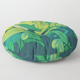 Chameleon Floor Pillow