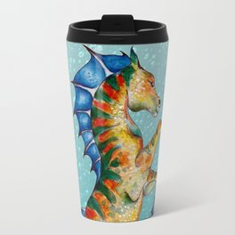 Hippocamppus Travel Mug