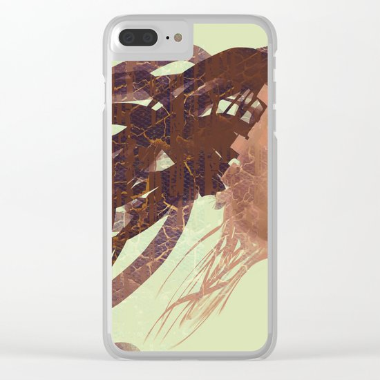 Apart Clear iPhone Case