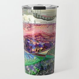 Big Mountians Travel Mug