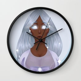 POWER OF THE ICE QUEEN Wall Clock