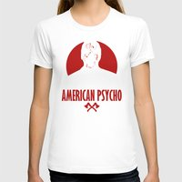 american psycho T-shirts featuring American Psycho by Buby87