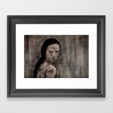 Juliet Framed Art Print