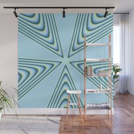 Linear Waves in MWY 01 Wall Mural