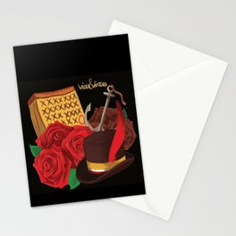 vices & virtues Stationery Cards