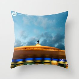 Southgate Station 3 Throw Pillow