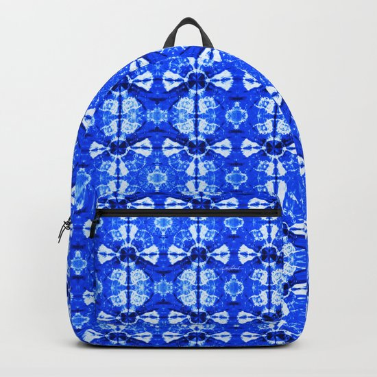 It's Bloomin' Blue Backpack