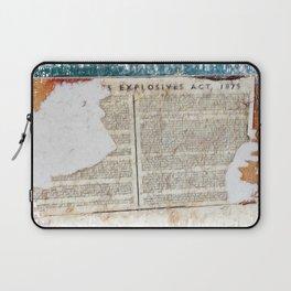 Explosive 1875  Laptop Sleeve