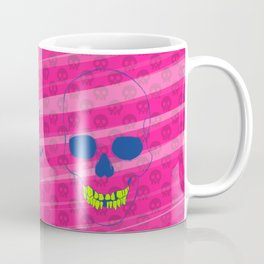 Back 2 Skull Coffee Mug