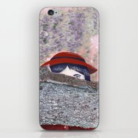 hunting iPhone & iPod Skins featuring Hunting  by Katty Huertas