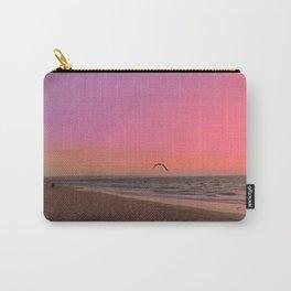 Candy Sky Beach Summer Sunset Carry-All Pouch