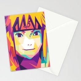 Minato Namikaze Stationery Cards