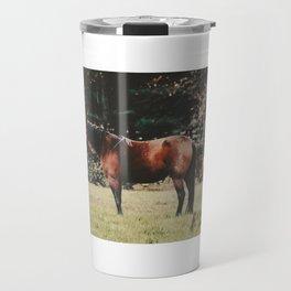 Lone Mare Travel Mug