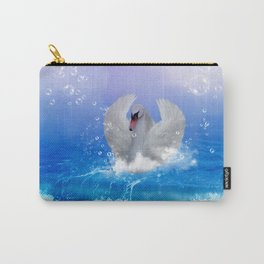 Wonderful swan Carry-All Pouch