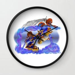 Tagger Wall Clock