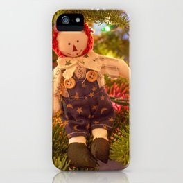 Merry Little Andy iPhone Case
