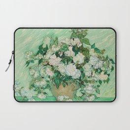 Roses, Vincent Van Gogh Laptop Sleeve