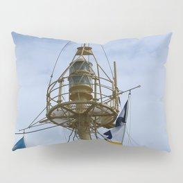 Light Vessel Mast Pillow Sham