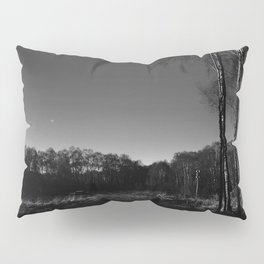 Eerie view in the Highlands Pillow Sham