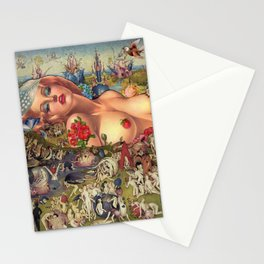 Heavenly Creature Stationery Cards