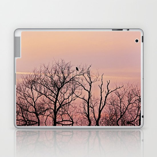Candy skies Laptop & iPad Skin