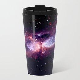 Galaxy : Celestial Storm Travel Mug