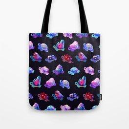 Jewel turtle Tote Bag