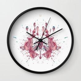 Inkdala LXI Wall Clock