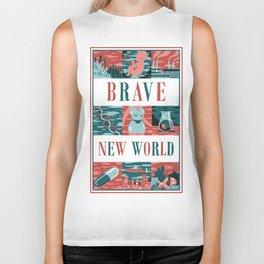Brave New World Biker Tank
