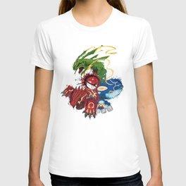 Hoenn splash T-shirt