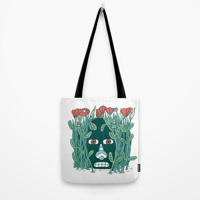 The Paranoid Gardener Tote Bag