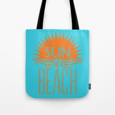 Sun of a Beach Tote Bag