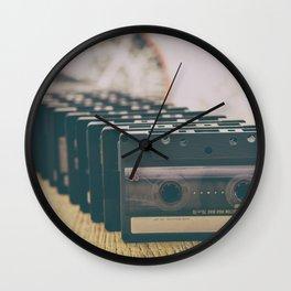 Retro Music Wall Clock