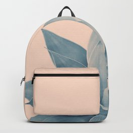 Blush Agave #3 #tropical #decor #art #society6 Backpack