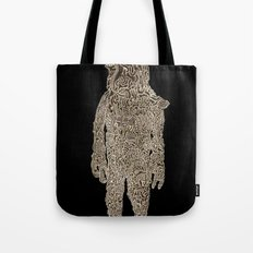 Slow Man Tote Bag