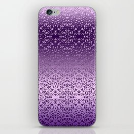 Baroque Style Inspiration G155 iPhone Skin