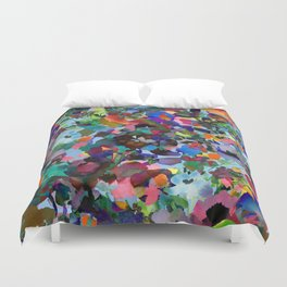 Wild and Wonderful Wildflowers Duvet Cover