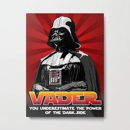 Darth Vader - Star Wars Metal Print