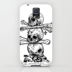 Skull Totem Slim Case Galaxy S5