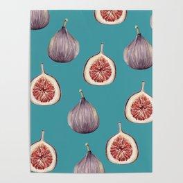 Figs #society6 #buyart Poster
