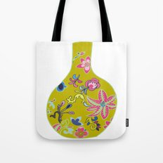 Chinese Pot Tote Bag