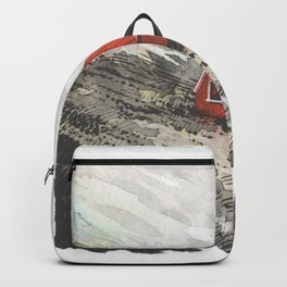 Happy House Backpack