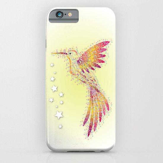 Bubble Bird iPhone & iPod Case